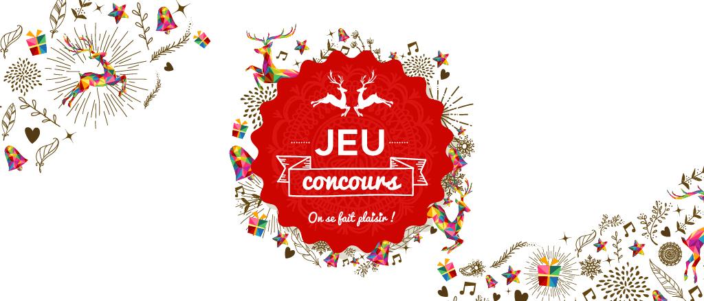 JEU DE NOËL ! 2017