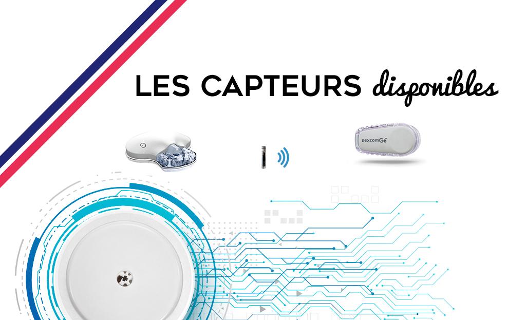 Le paysage français des capteurs de glycémie