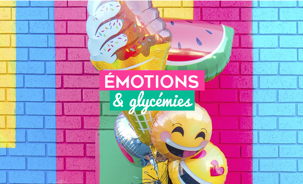 Émotions et glycémies